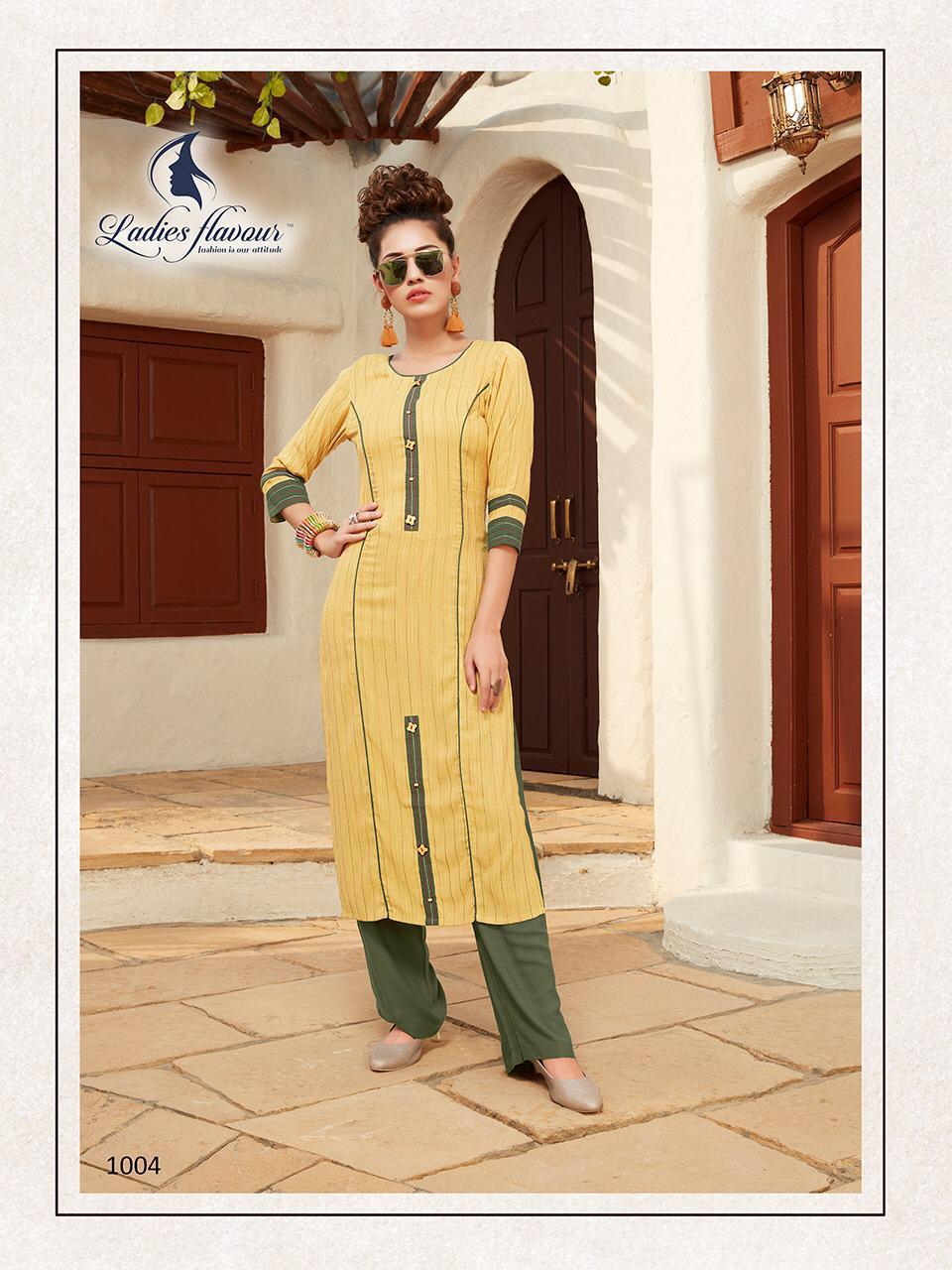 Ladies Flavour Anokhi collection 3