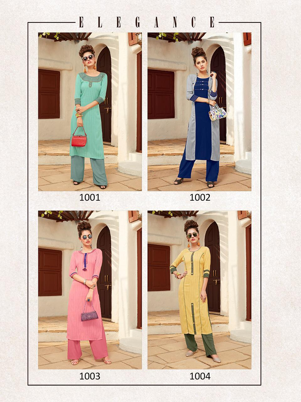 Ladies Flavour Anokhi collection 5