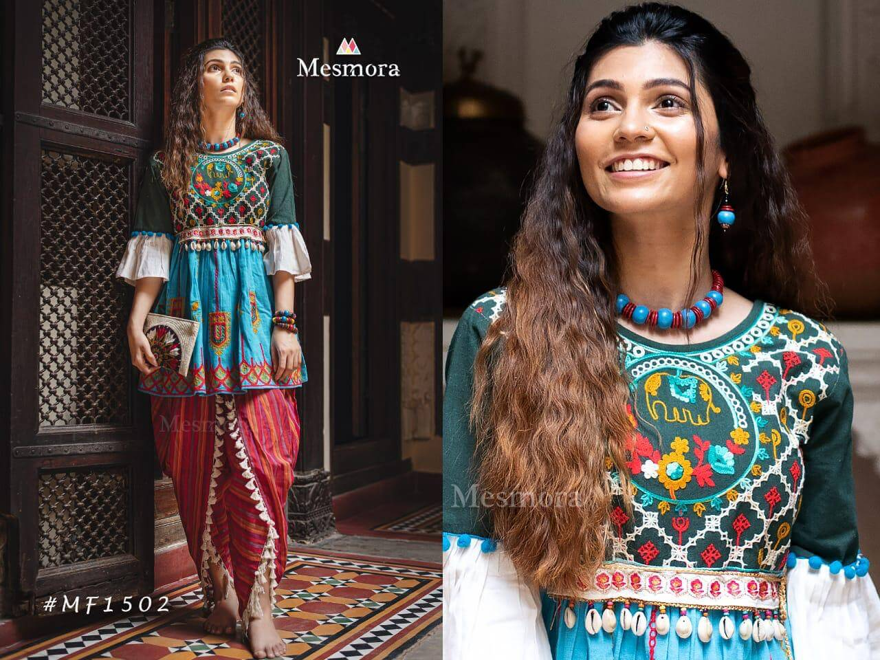 Mesmora Kath Putli Female Kedia Collection Vol 2 collection 7