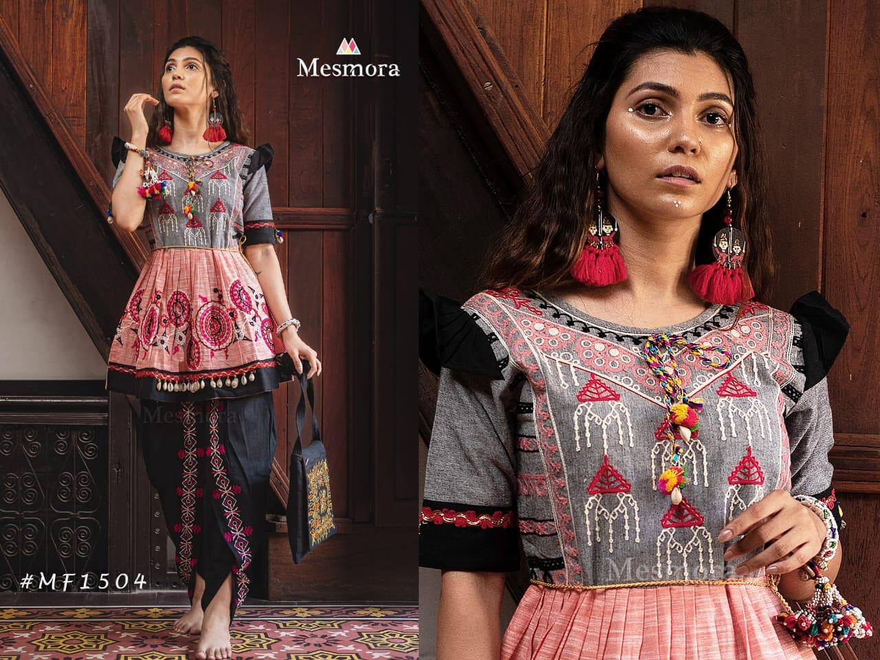 Mesmora Kath Putli Female Kedia Collection Vol 2 collection 8