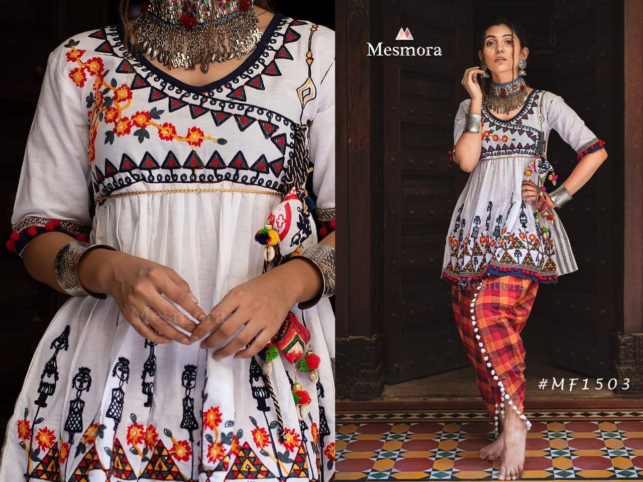 Mesmora Kath Putli Female Kedia Collection Vol 2 collection 4