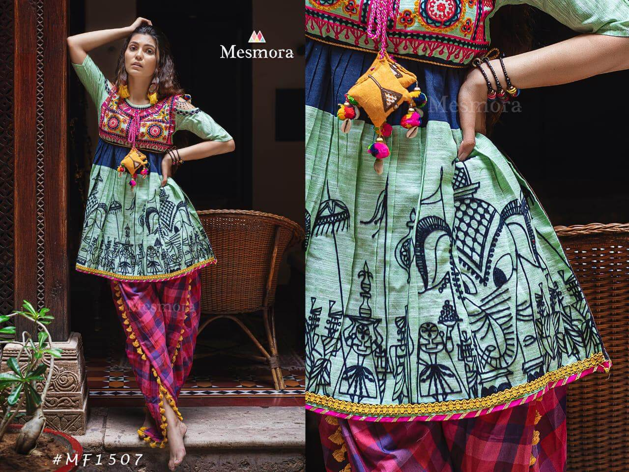 Mesmora Kath Putli Female Kedia Collection Vol 2 collection 1