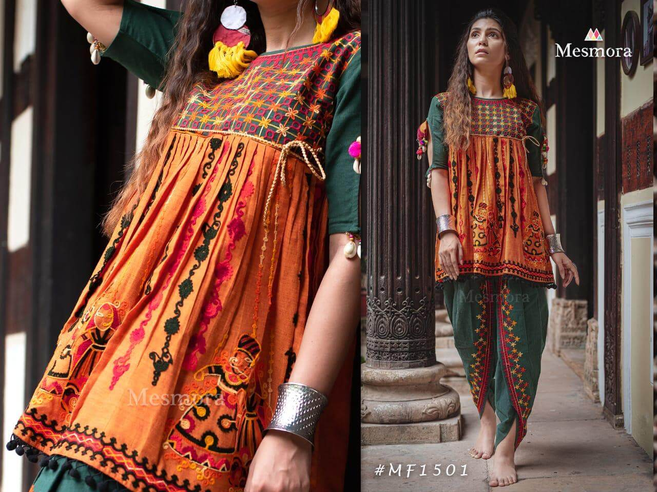 Mesmora Kath Putli Female Kedia Collection Vol 2 collection 3