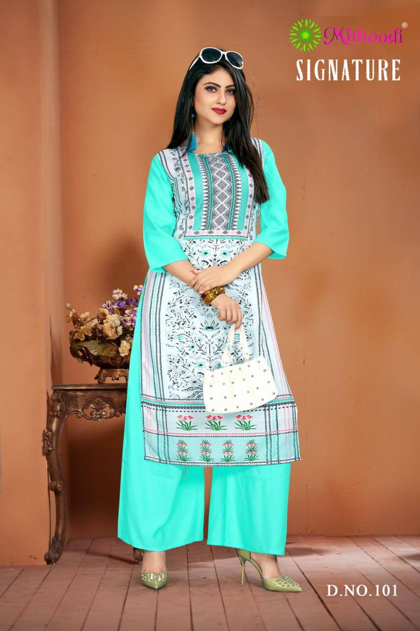 Mithoodi Signature collection 5