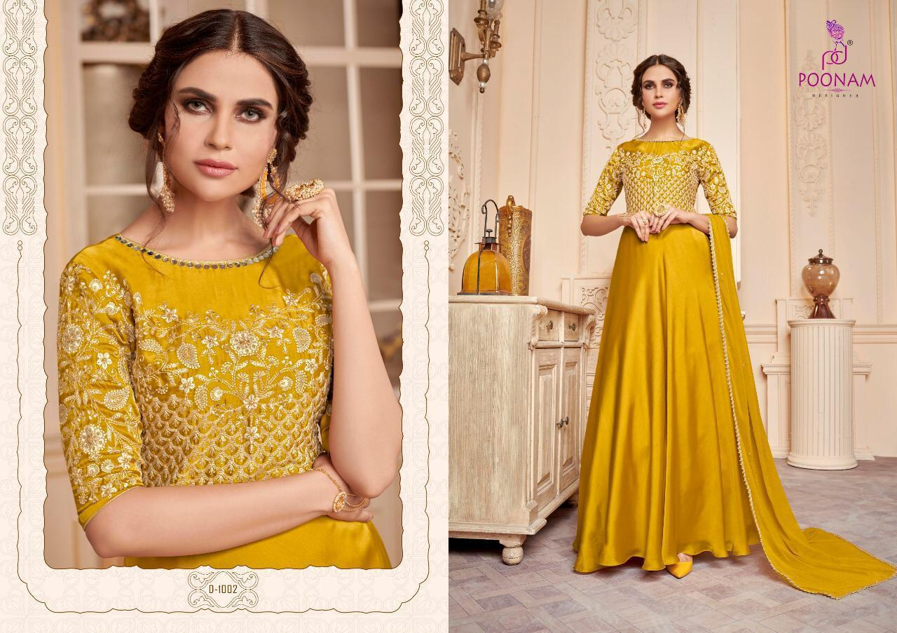 Poonam Gown collection 1