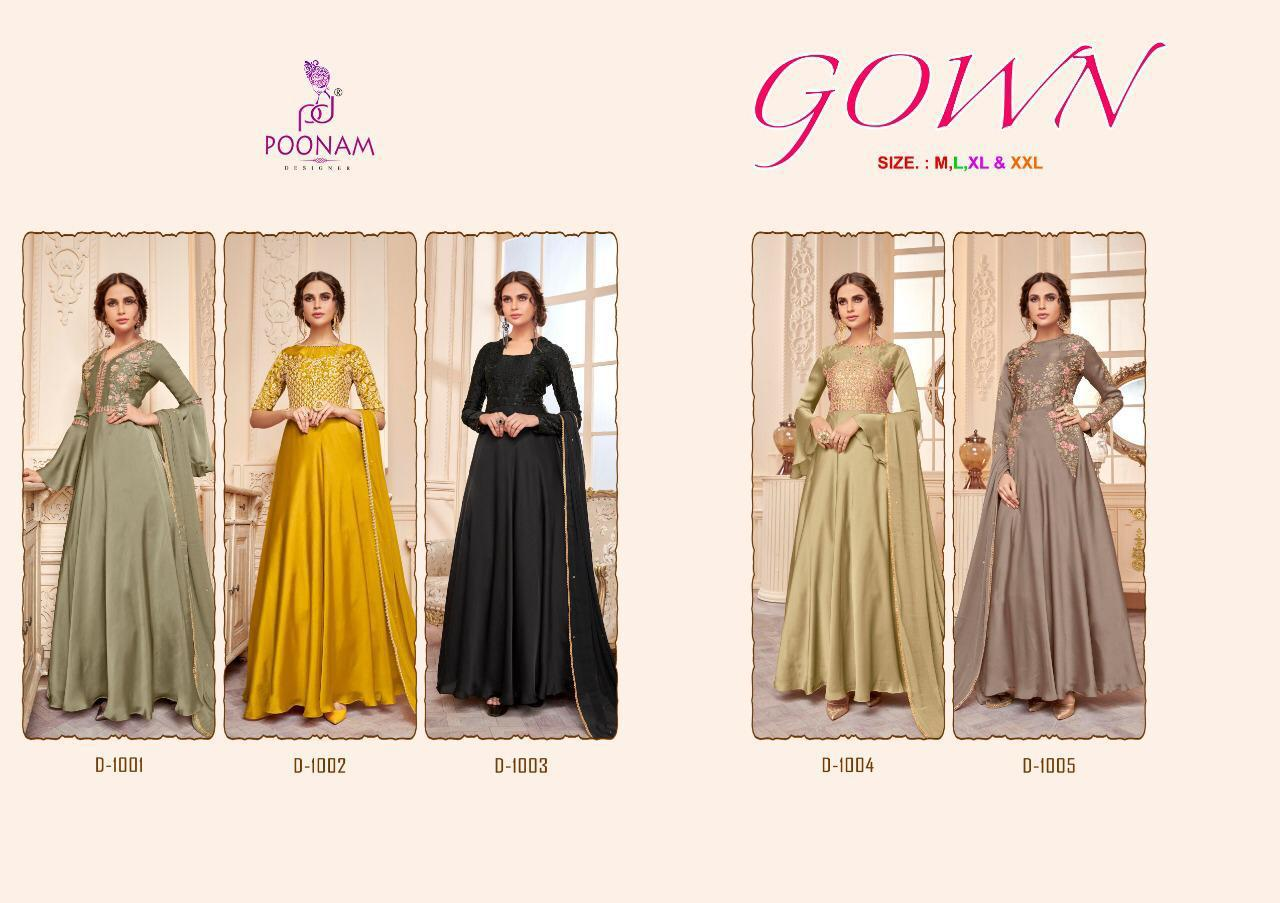 Poonam Gown collection 6