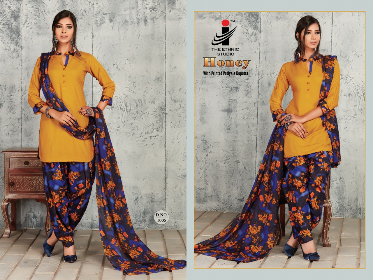 The Ethnic Studio Honey collection 2