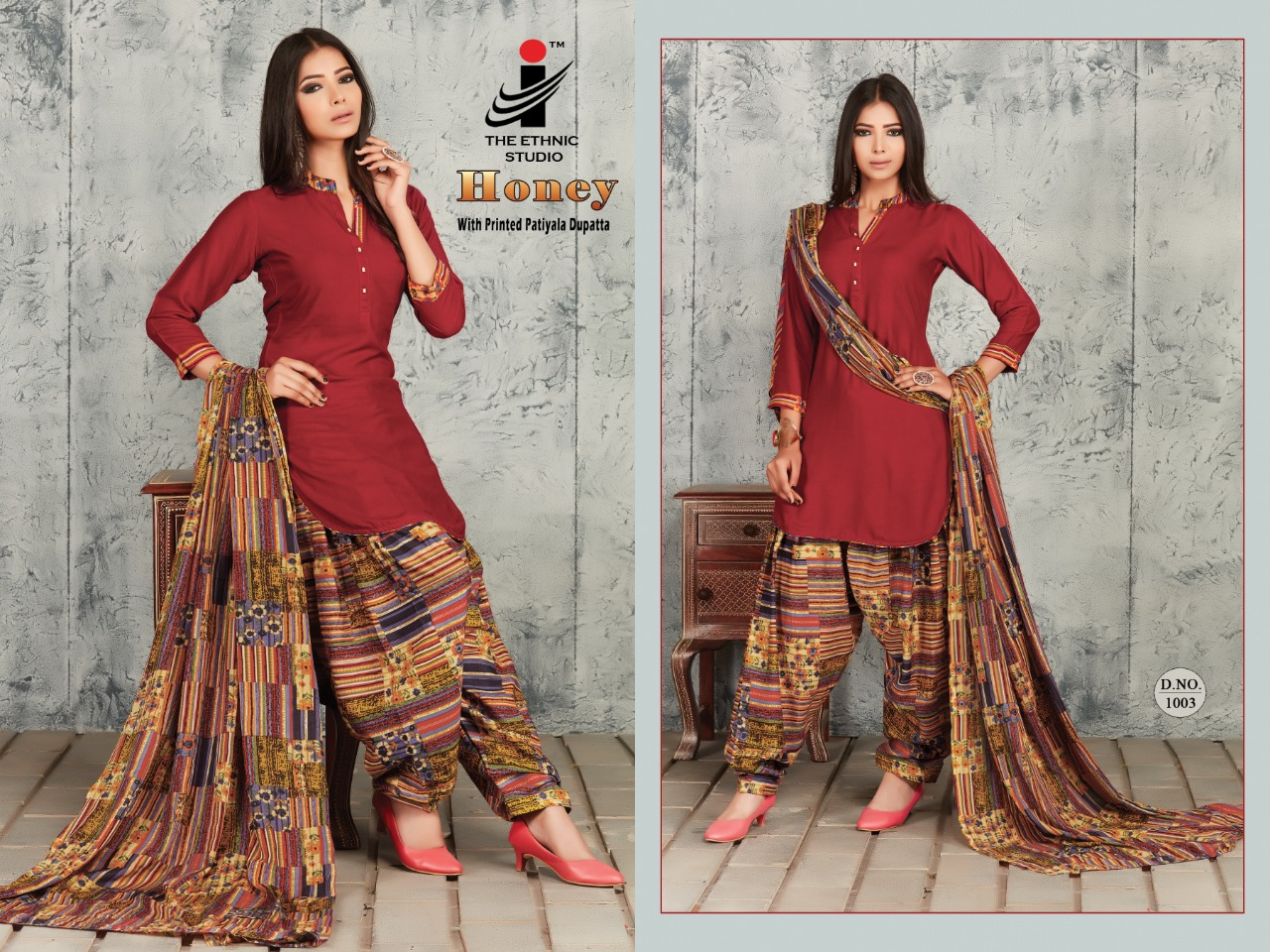 The Ethnic Studio Honey collection 1