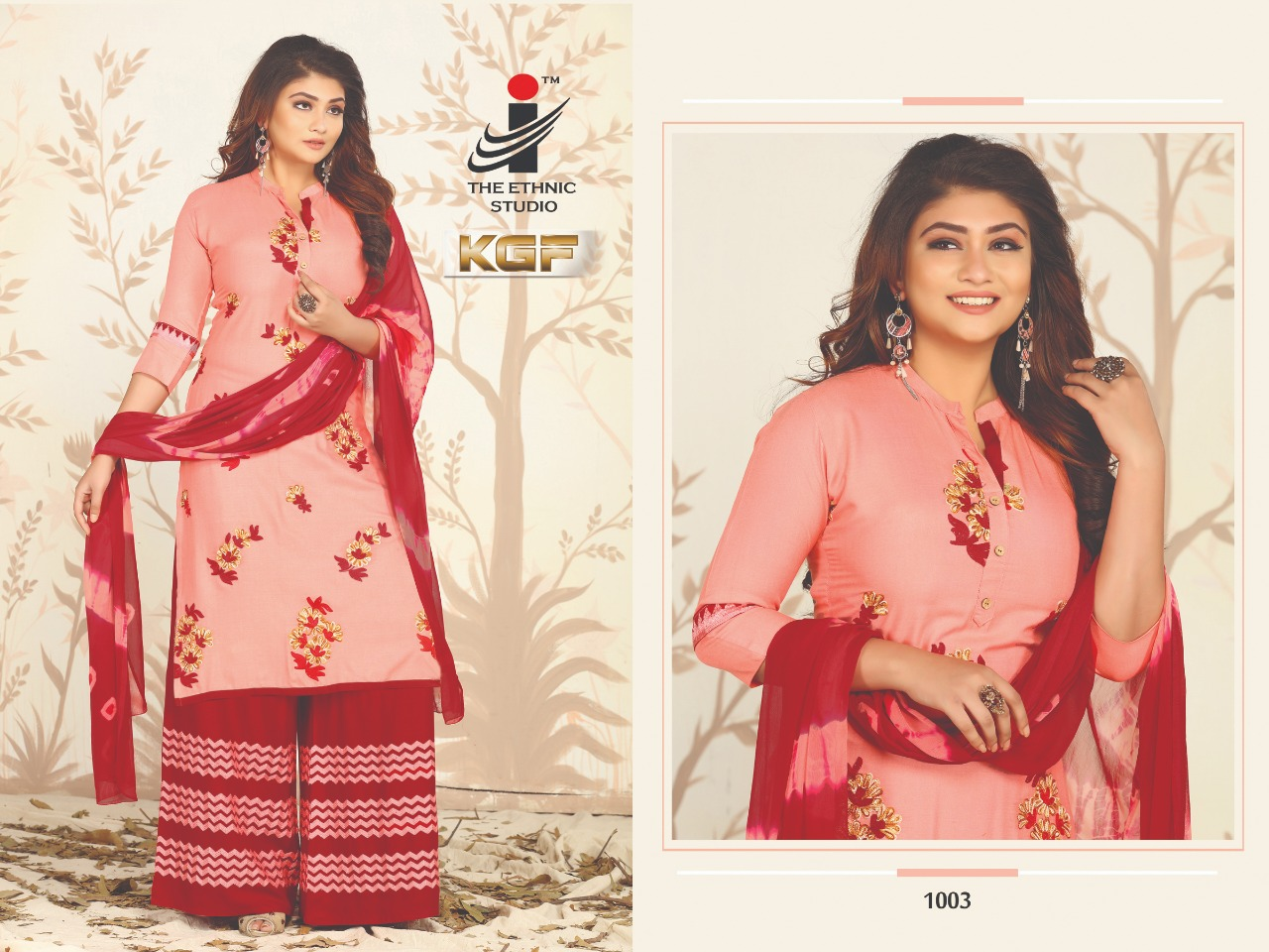The Ethnic Studio Kgf collection 3