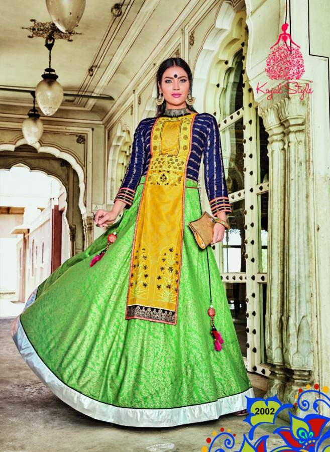 Kajal Style Fashion Lakme 2 collection 3
