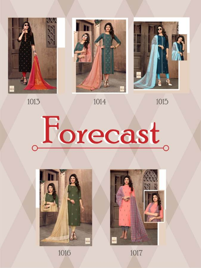 Luxuria Forecast collection 1