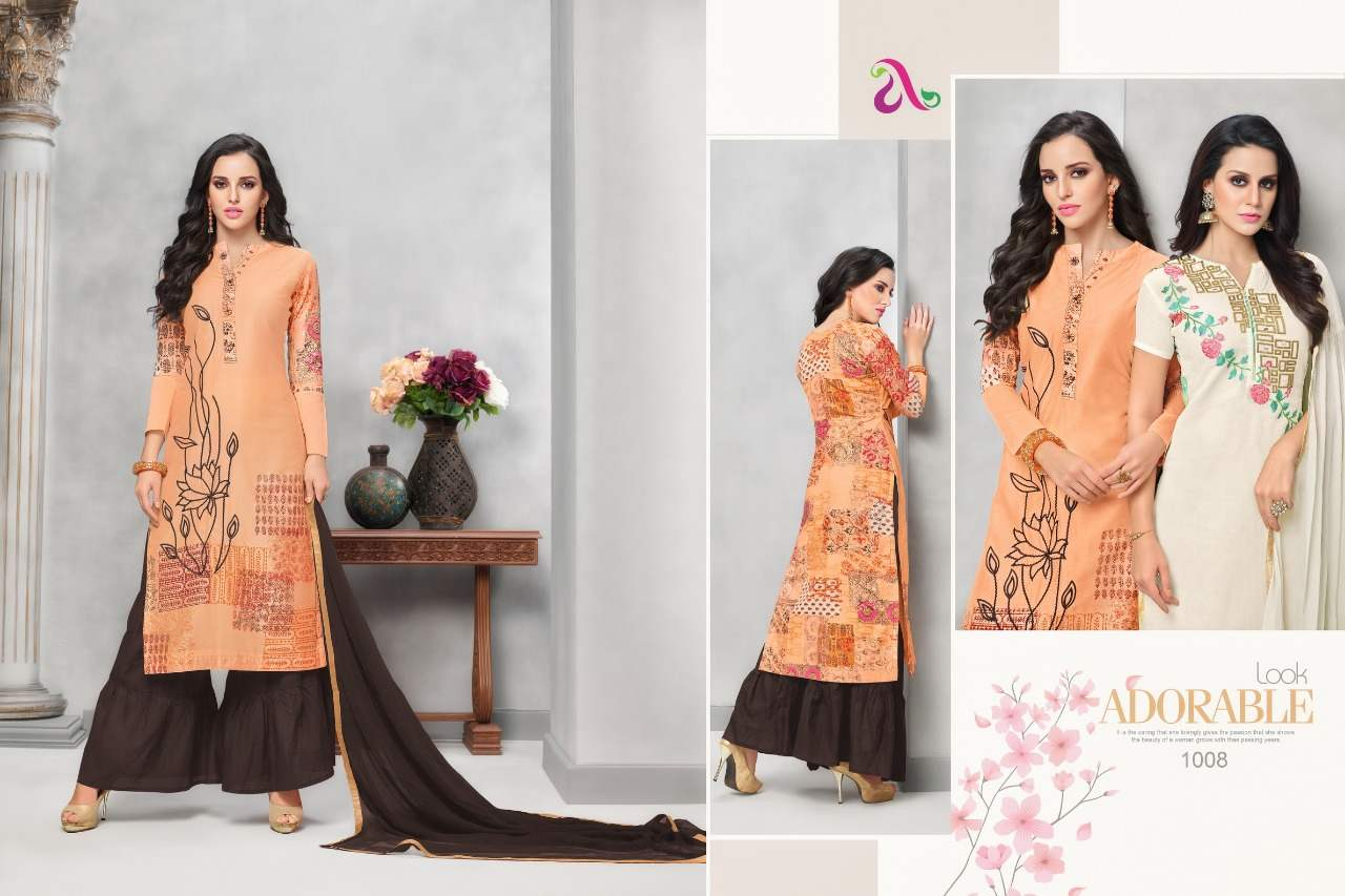 Angroop Organza collection 2