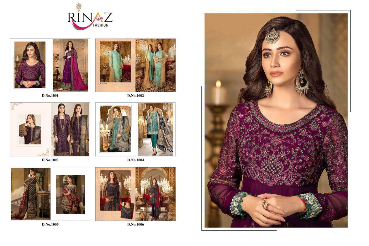 Block Buster Hits By Rinaz Fashion collection 1