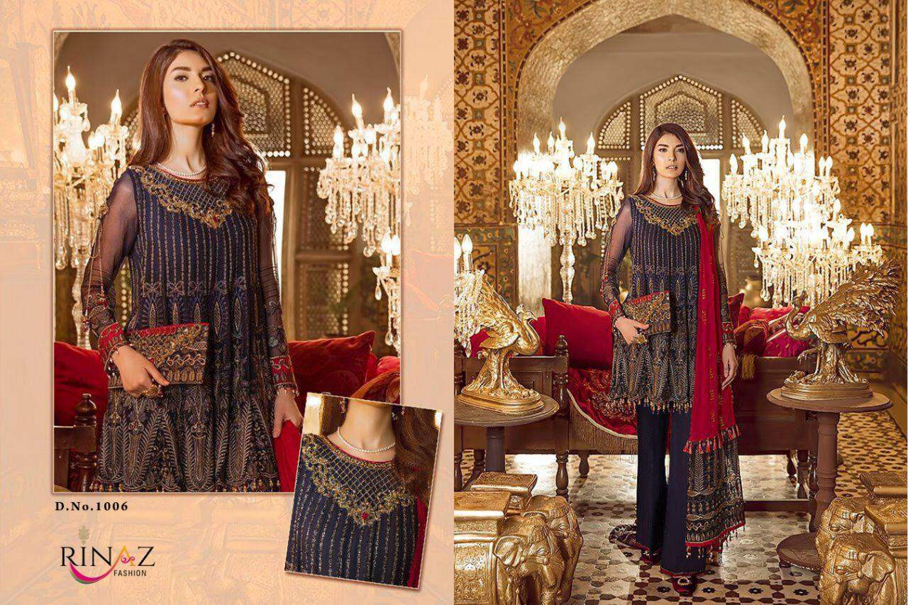 Block Buster Hits By Rinaz Fashion collection 2