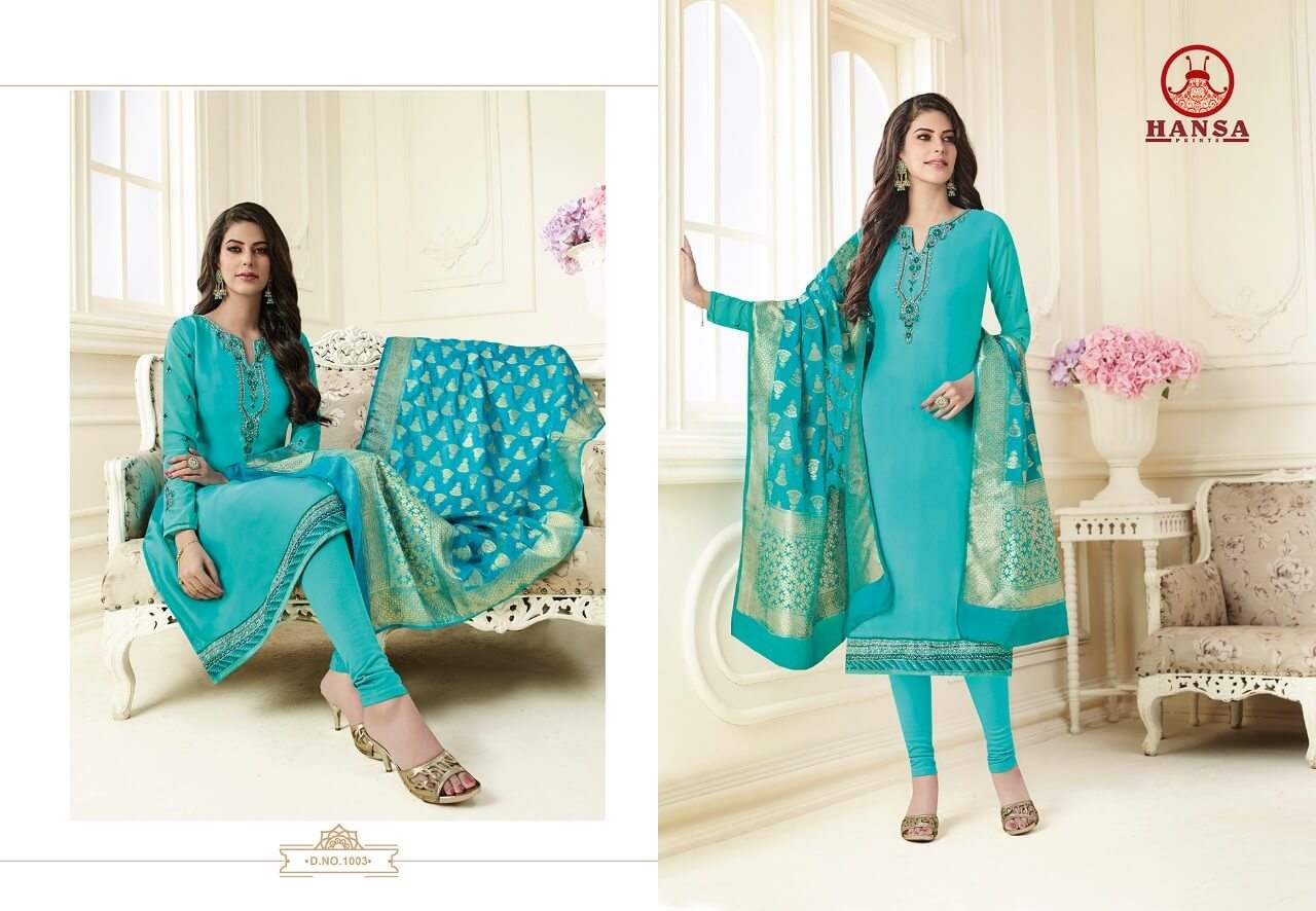 Hansa Print Husna Banaras collection 1