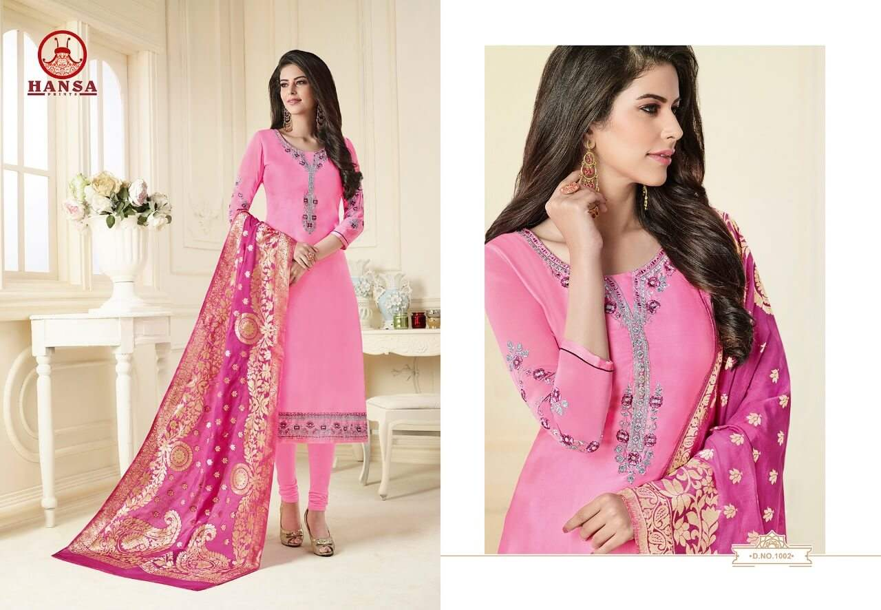 Hansa Print Husna Banaras collection 6