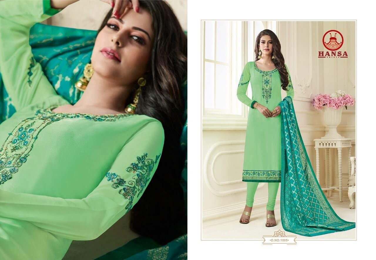 Hansa Print Husna Banaras collection 5