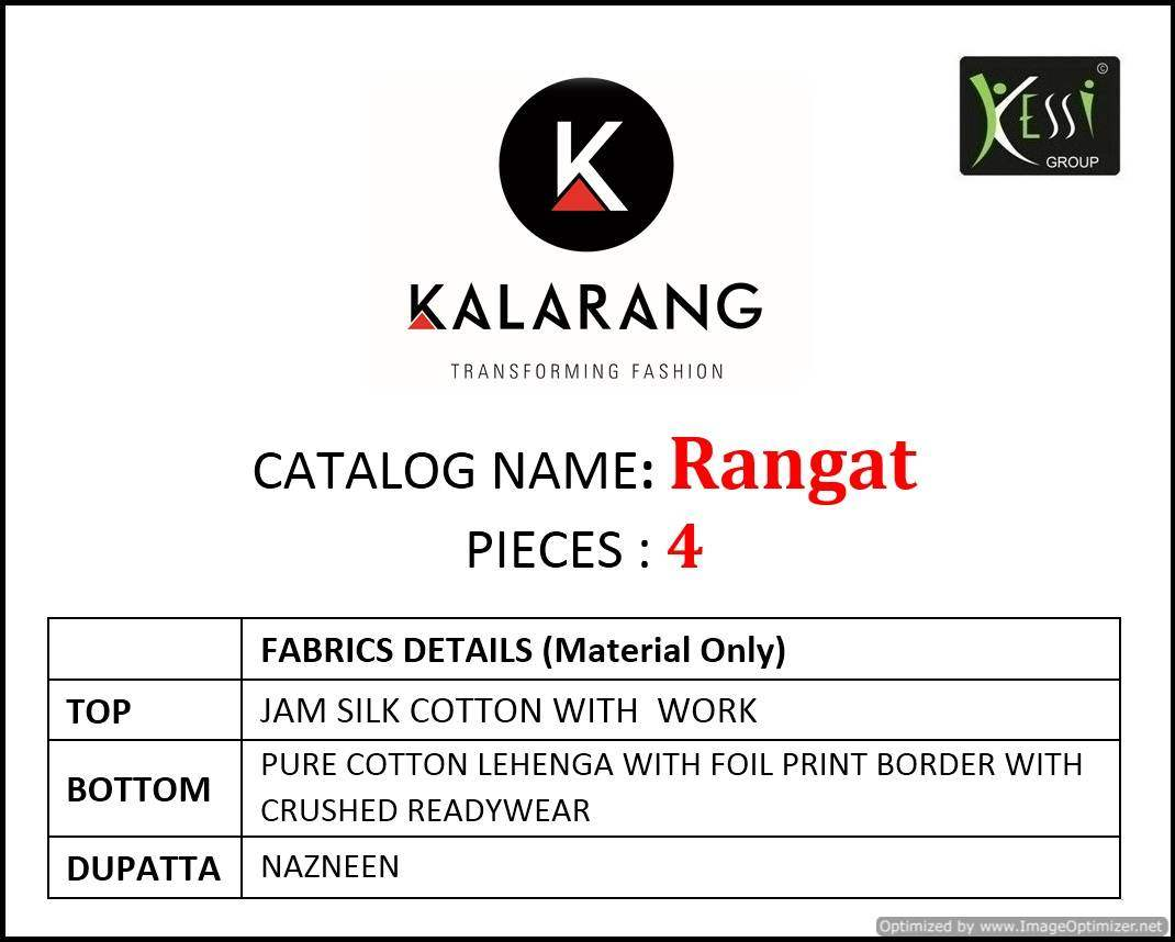 Kalarang Rangat collection 1