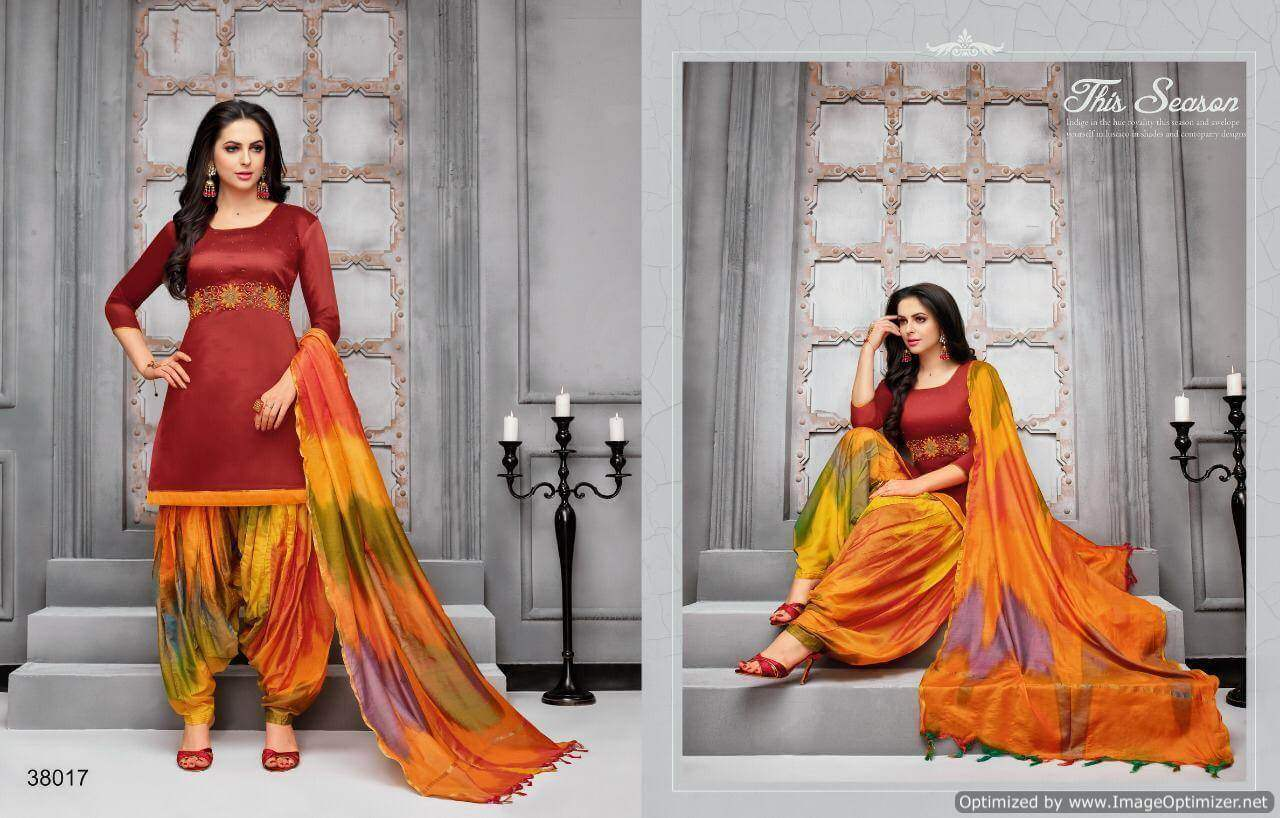 Kapil Rainbow collection 2