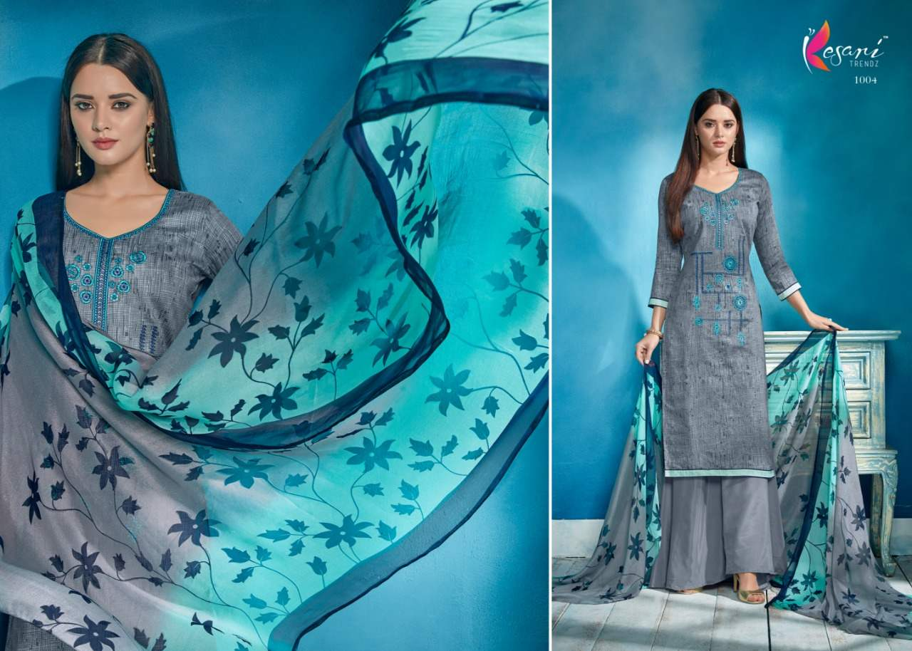 Kesari Trendz Baraso Dupatta Vol 1 collection 6