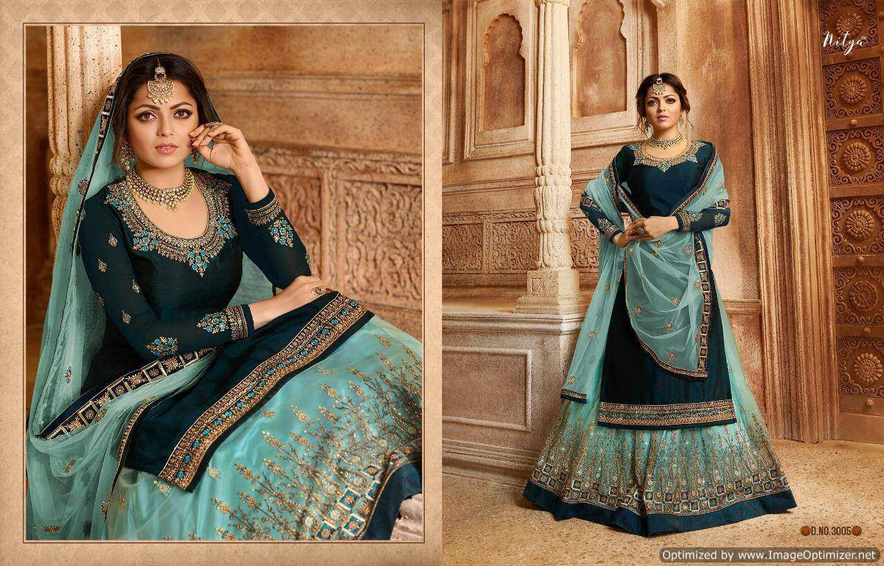 L T Nitya 130 collection 6
