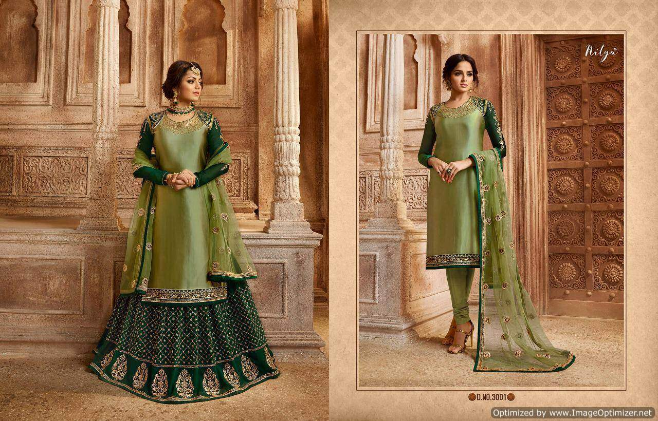 L T Nitya 130 collection 7