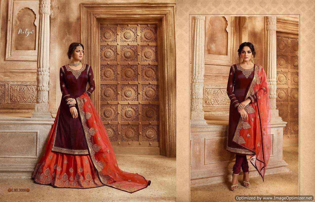 L T Nitya 130 collection 10