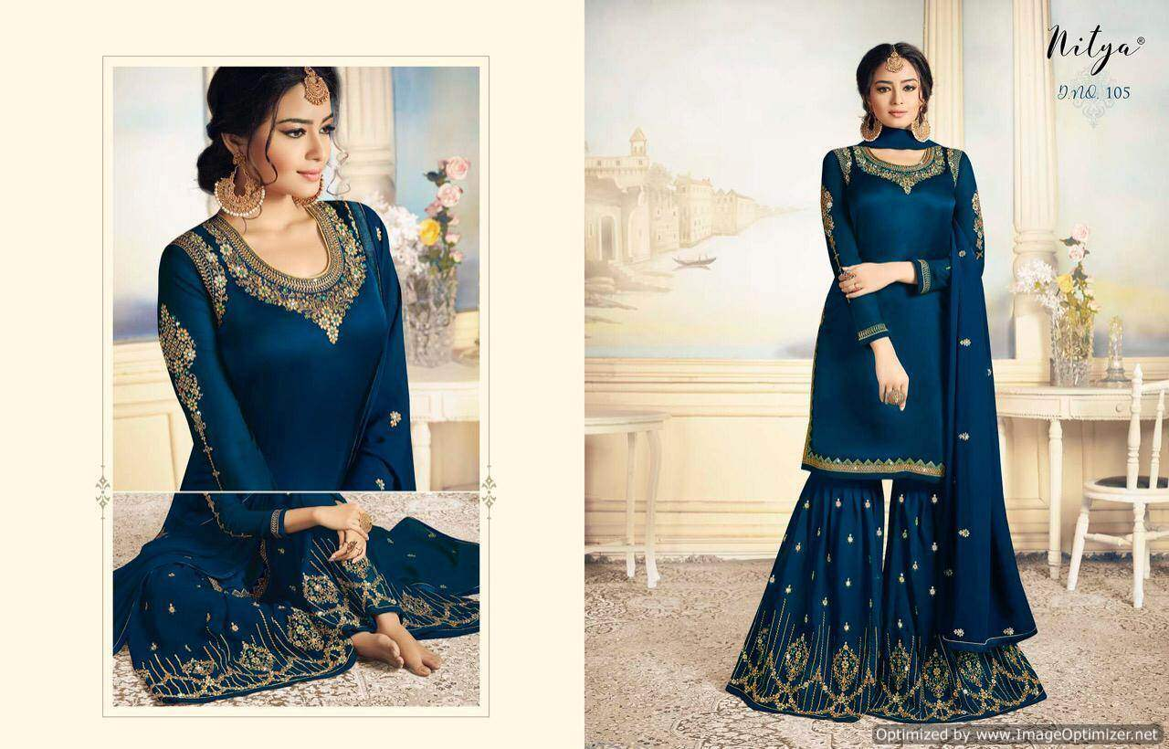 LT Nitya Sharara Special collection 5
