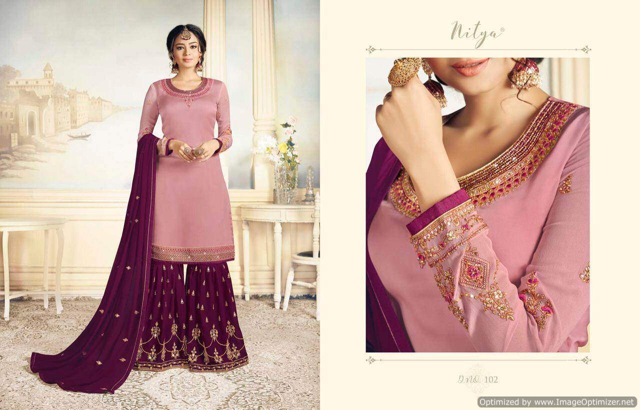 LT Nitya Sharara Special collection 2