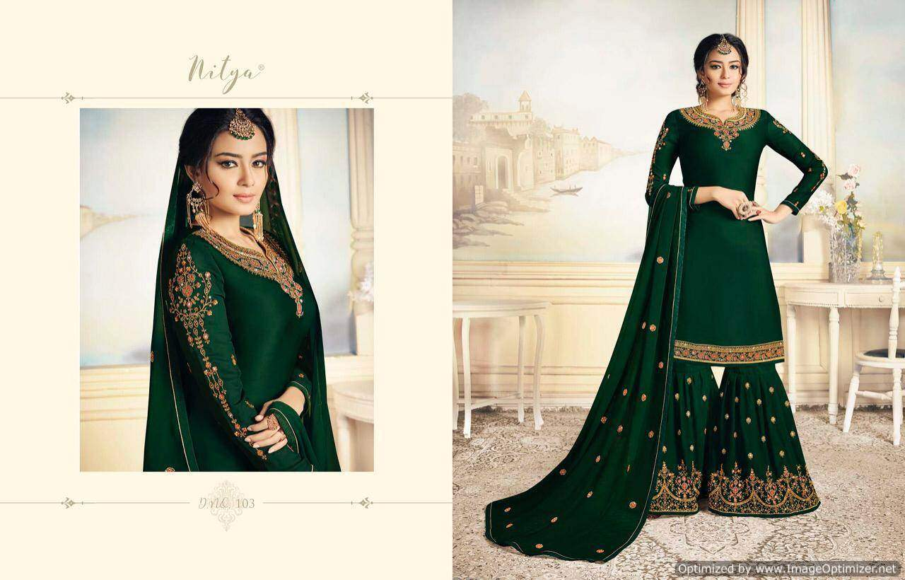 LT Nitya Sharara Special collection 1