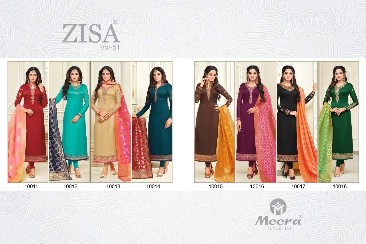 Meera Zisa Vol 51 collection 6
