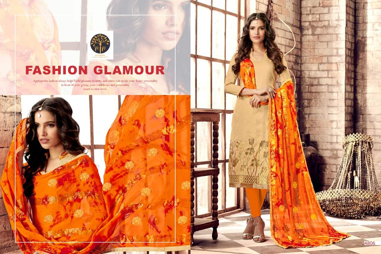 R R Fashion Razia Vol 3 collection 5