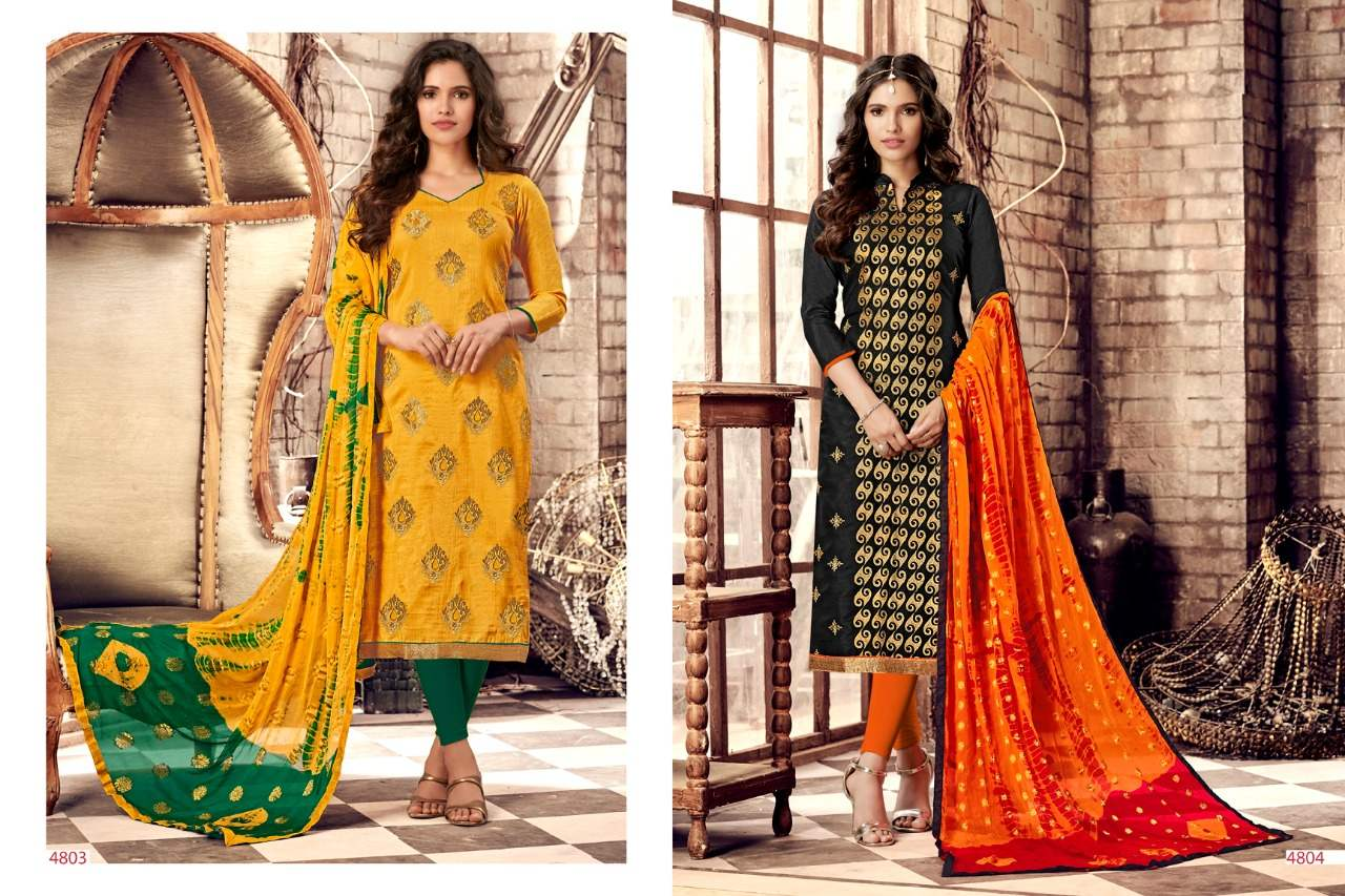 R R Fashion Razia Vol 3 collection 3