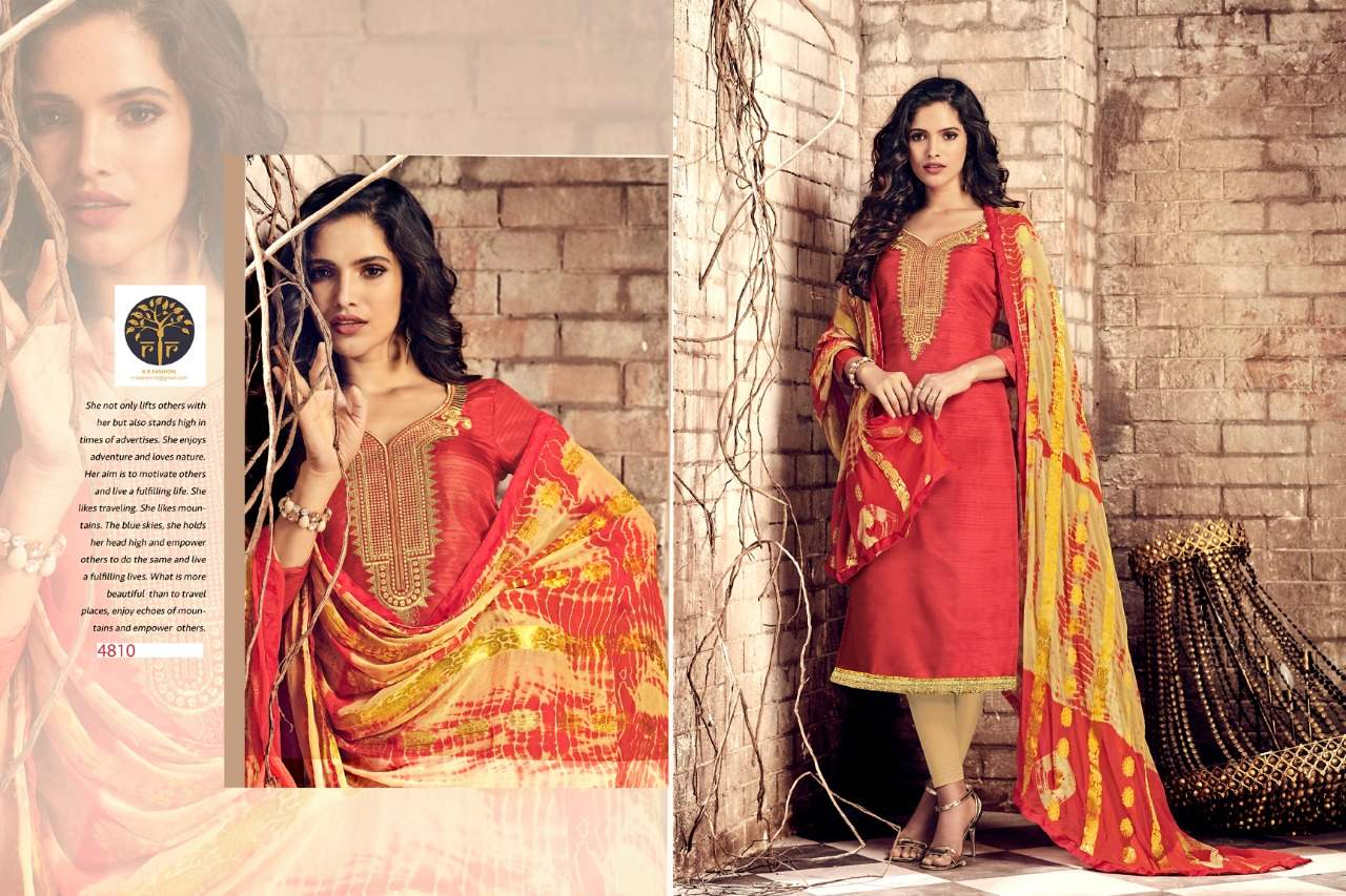 R R Fashion Razia Vol 3 collection 2