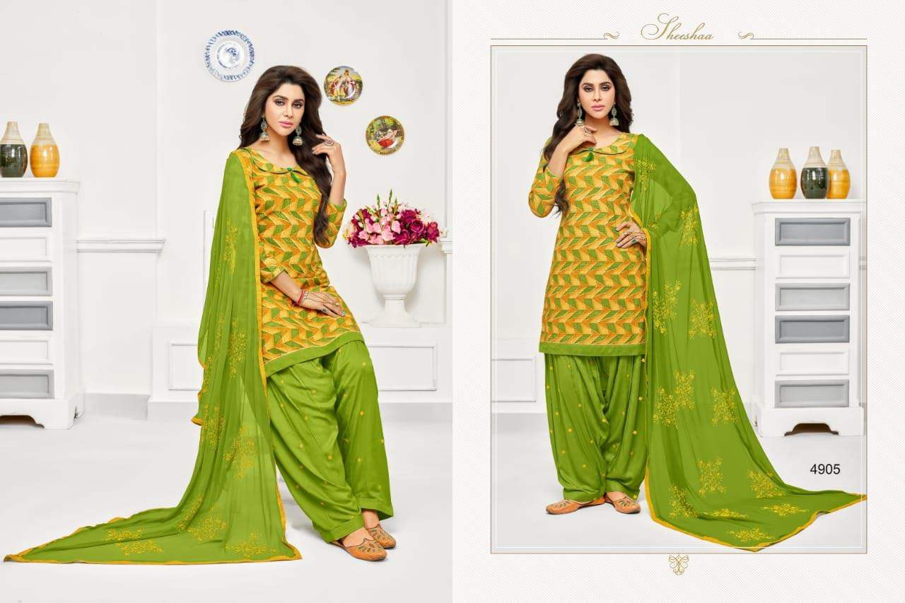 R R Fashion Rr Patiyala collection 9