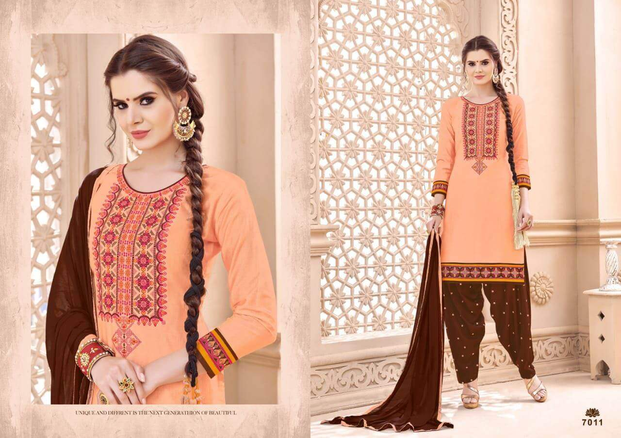 SMF Patiyala Silk collection 11