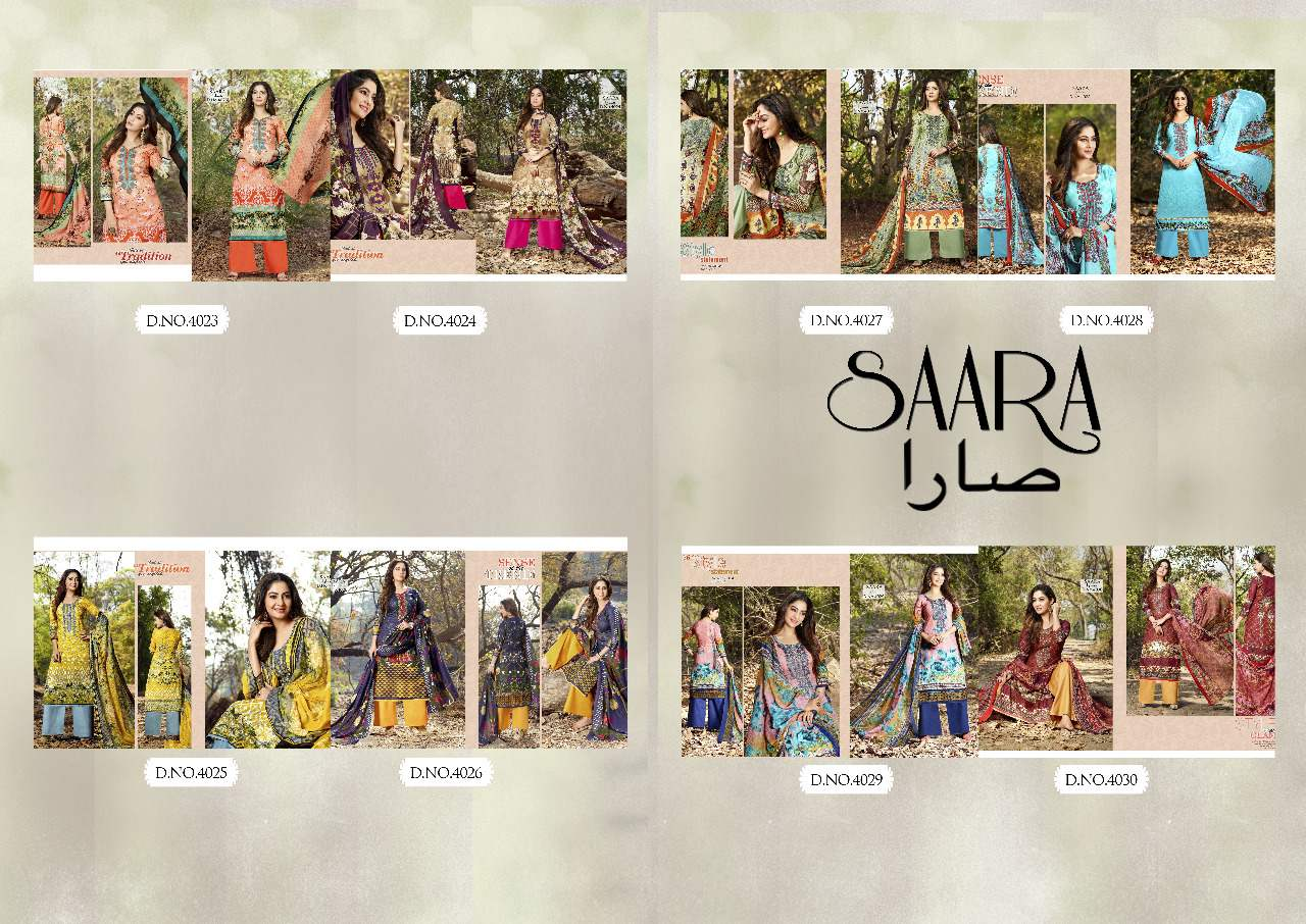 Saaraa collection 8
