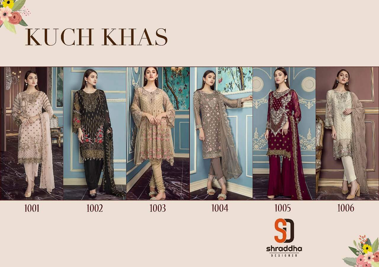 Sharaddha Kuch Khas collection 1