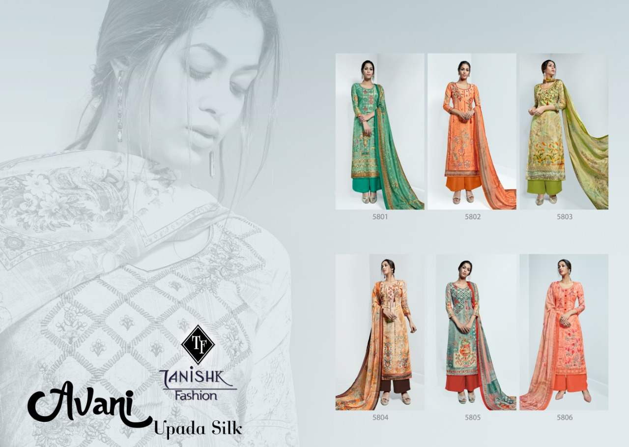 Tanishk Fashion Avani collection 2