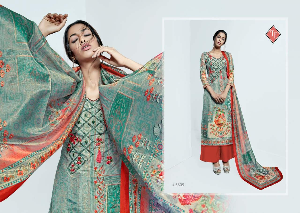 Tanishk Fashion Avani collection 5