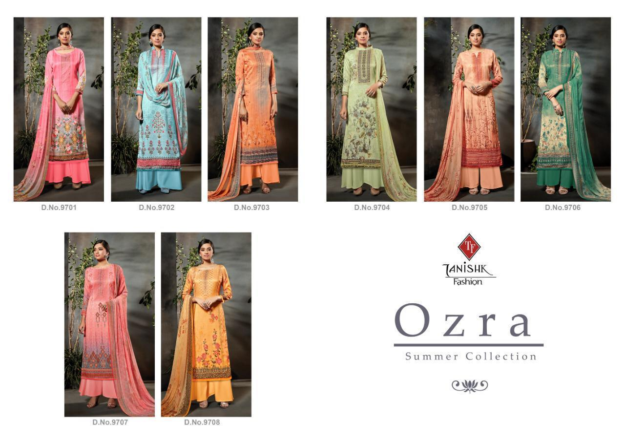 Tanishk Fashion Ozra collection 8