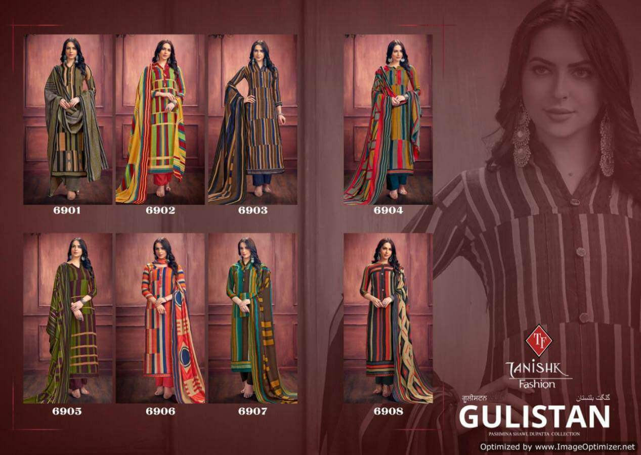 Tanishk Gulnaz collection 4