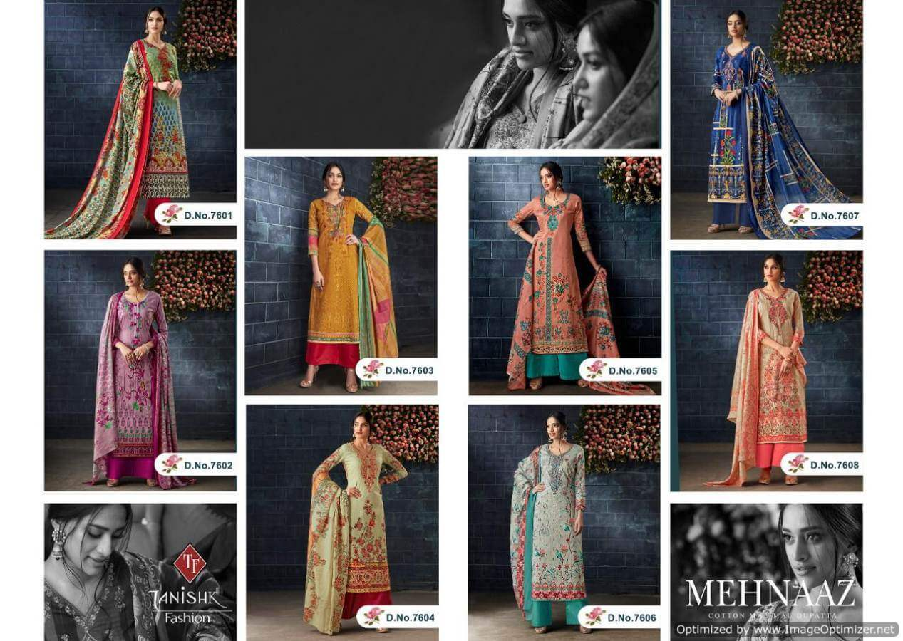 Tanishk Mehnaaz 4 collection 1