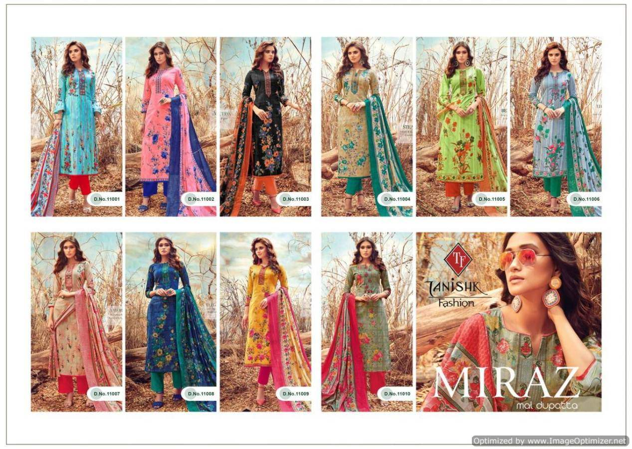 Tanishk Miraz collection 6