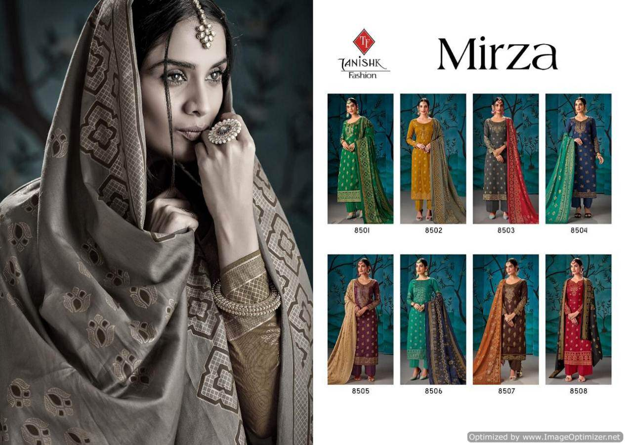Tanishk Mirza collection 5