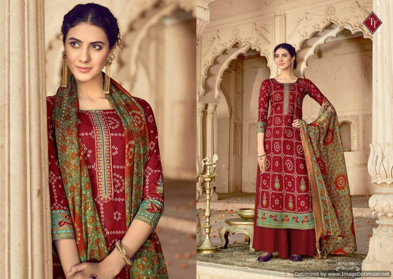 Tanishk Satrang collection 5