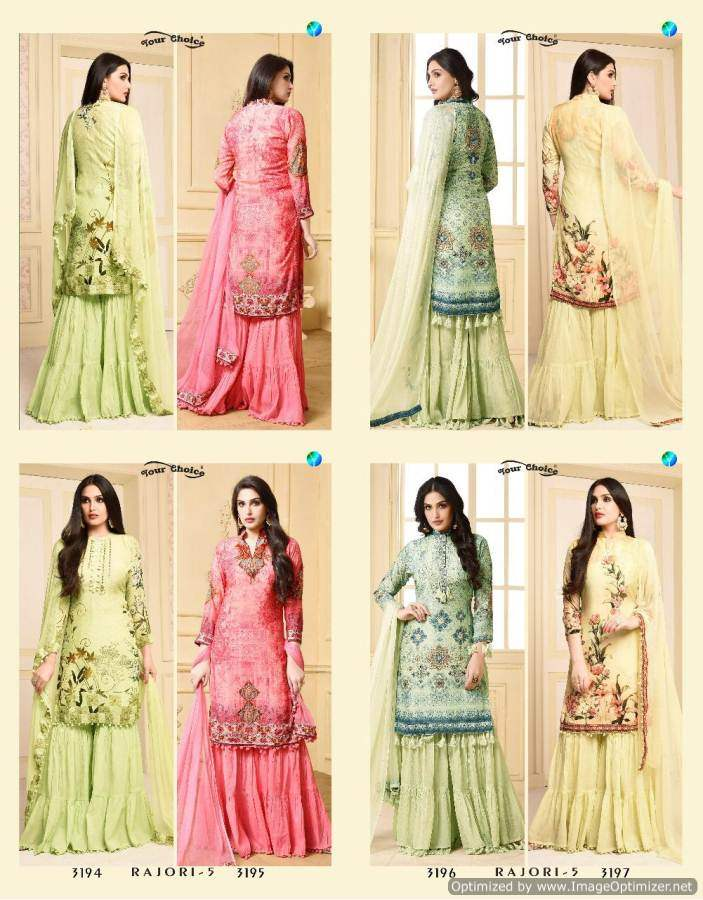 Y C Rajori 5 collection 2