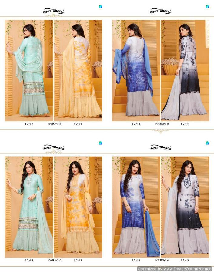 YC Rajori 6 collection 1