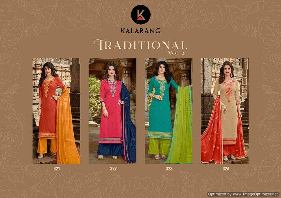 Kalarang Traditional vol 2 collection 2
