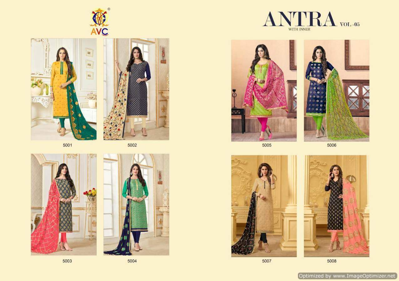 AVC Antara 5 collection 2